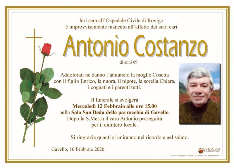 Antonio Costanzo