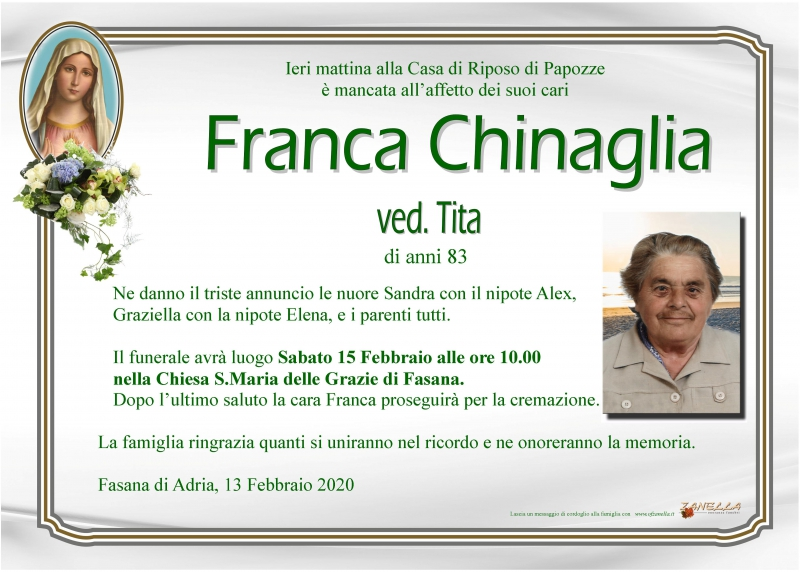 Franca Chinaglia