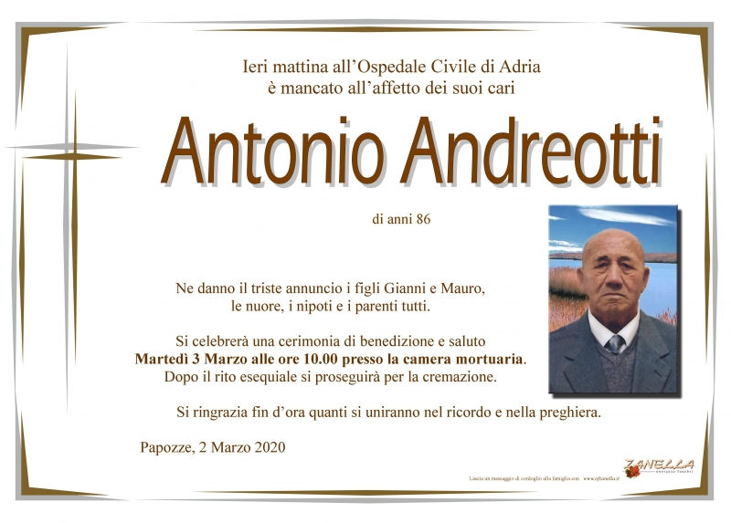 Antonio Andreotti
