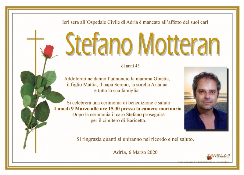 Stefano Motteran