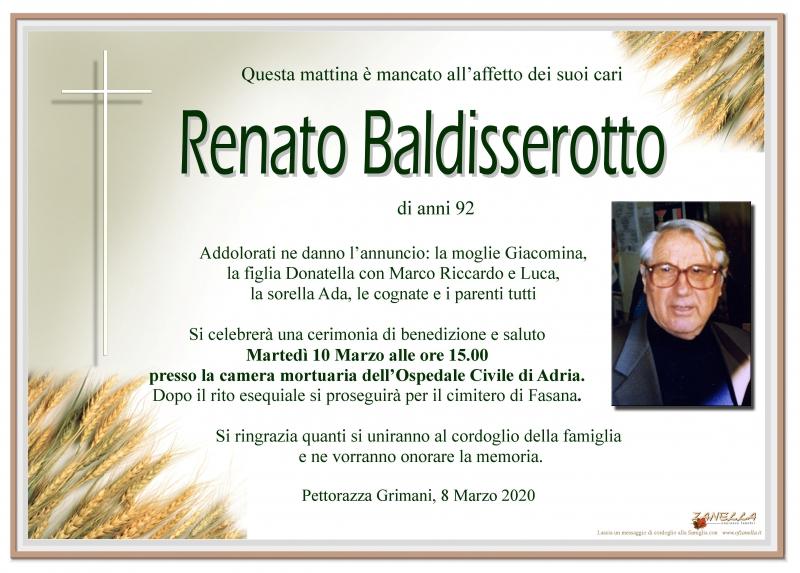 Renato Baldisserotto