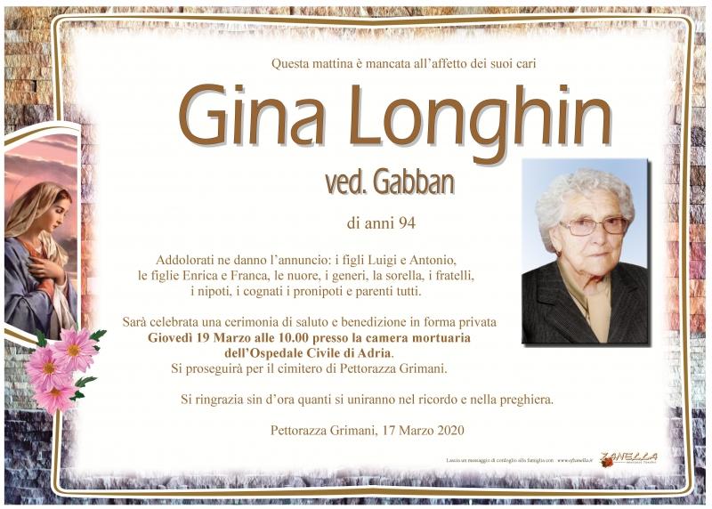 Gina Longhin