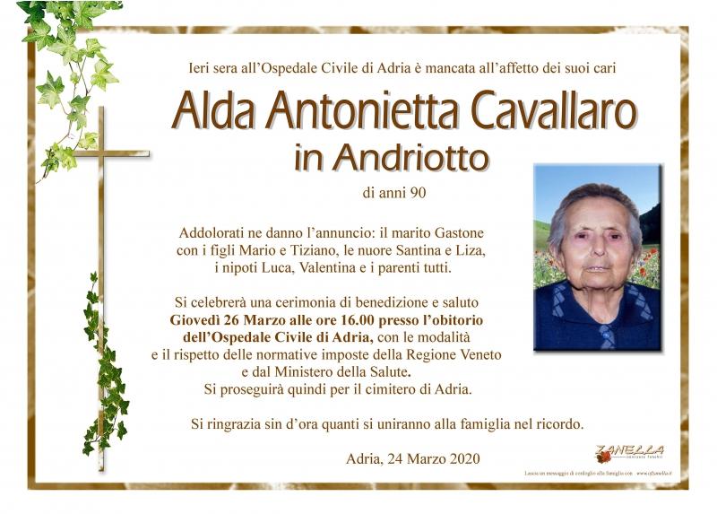 Antonietta Cavallaro