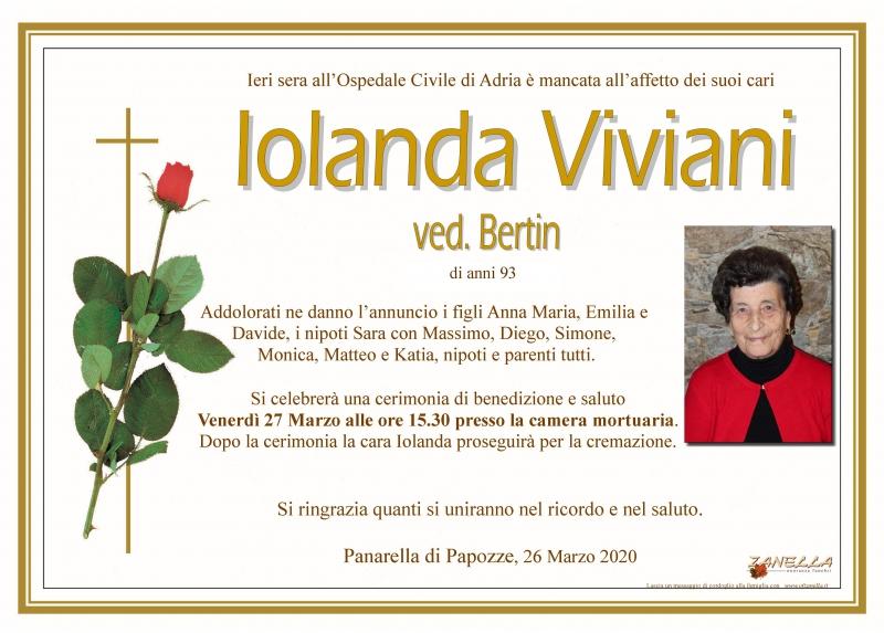 Iolanda Viviani