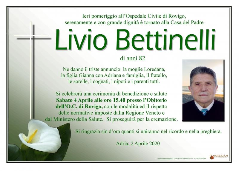 Livio Bettinelli