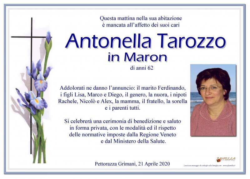Antonella Tarozzo