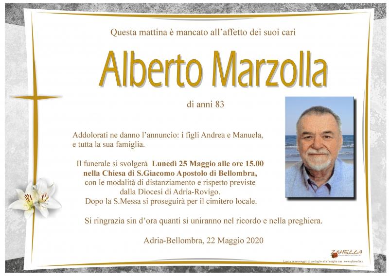 Alberto Marzolla