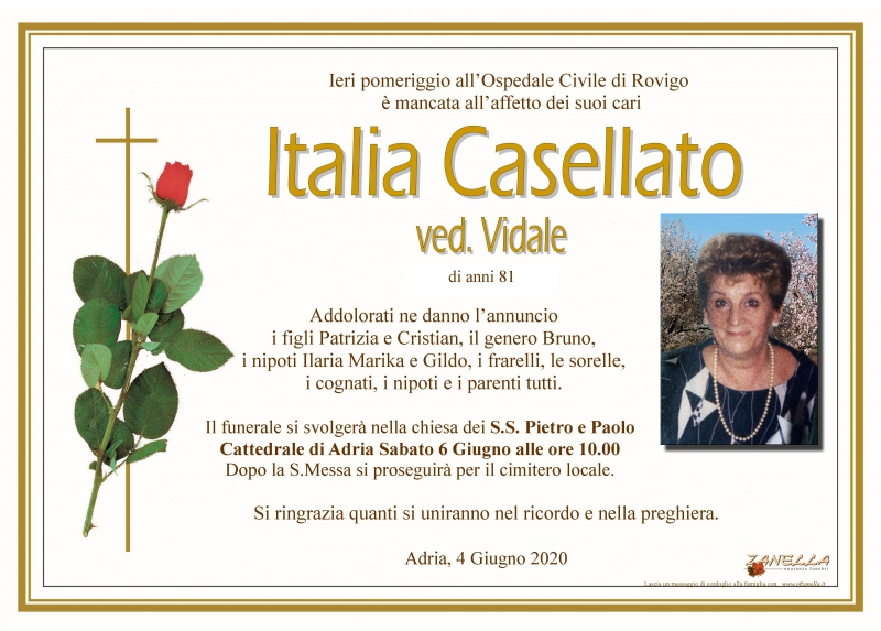 Italia Casellato