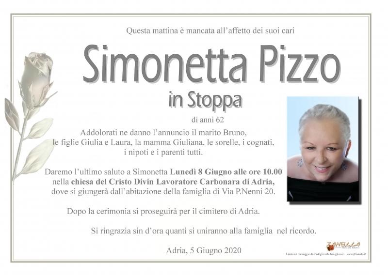 Simonetta Pizzo