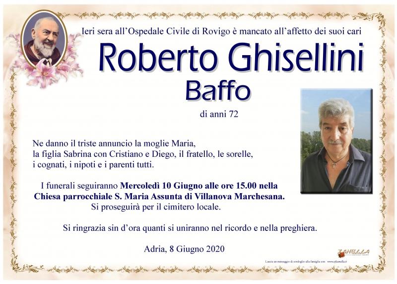 Roberto Ghisellini