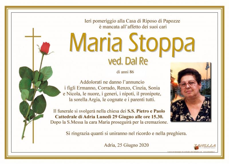 Maria Stoppa