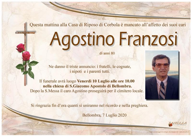 Agostino Franzosi