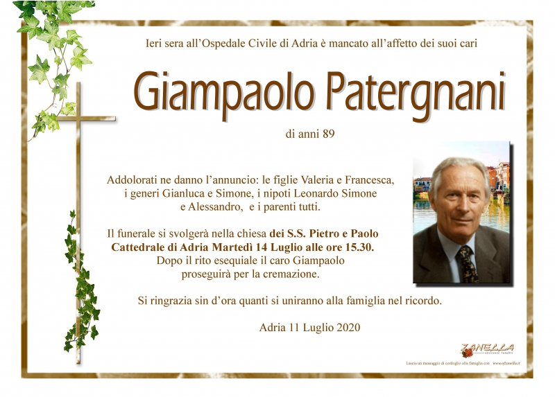 Giampaolo Patergnani