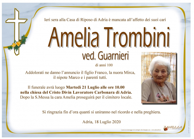 Amelia Trombini