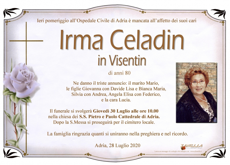 Irma Celadin