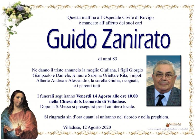 Guido Zanirato