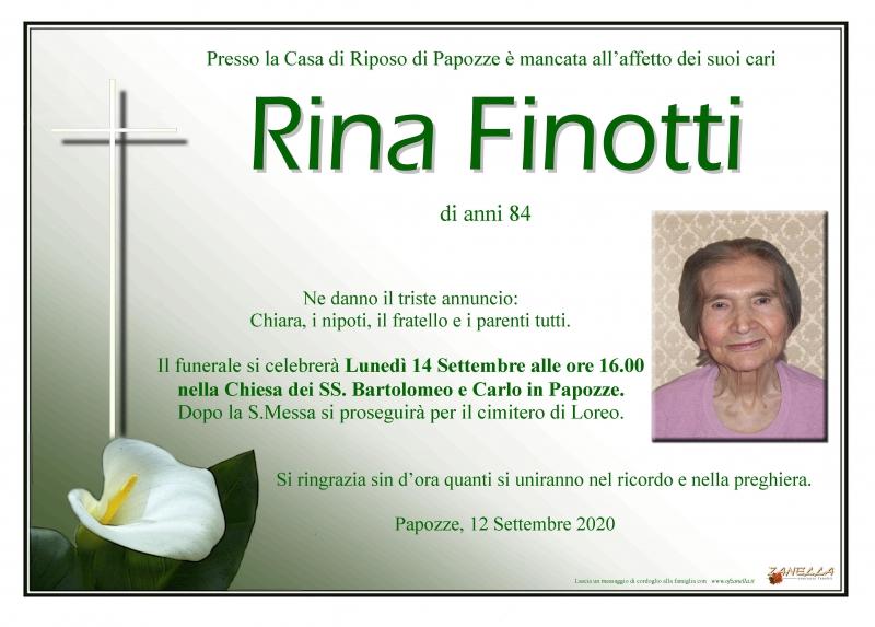 Rina Finotti