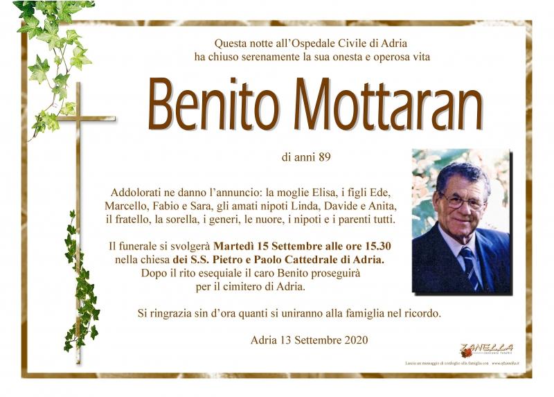 Benito Mottaran