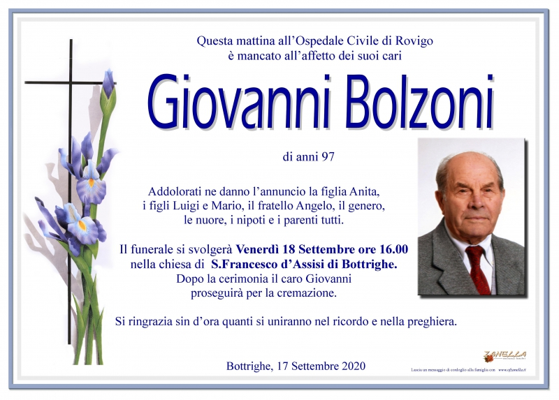 Giovanni Bolzoni