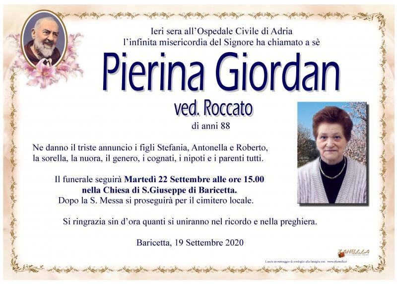 Pierina Giordan