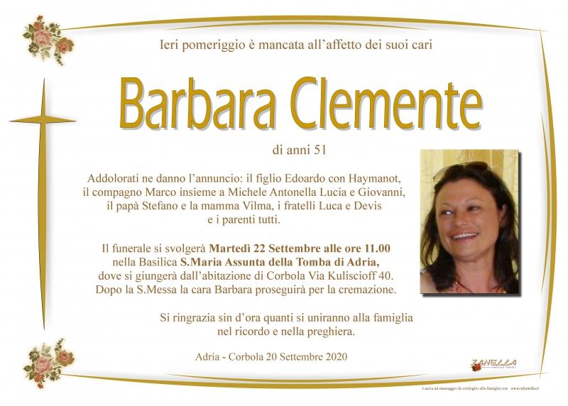 Barbara Clemente