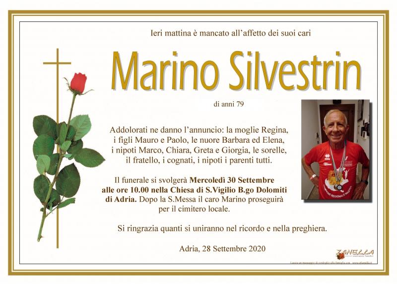 Marino Silvestrin