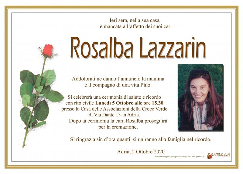 Rosalba Lazzarin