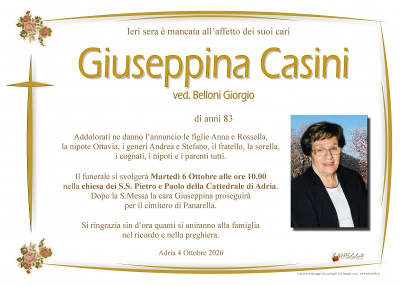 Giuseppina Casini